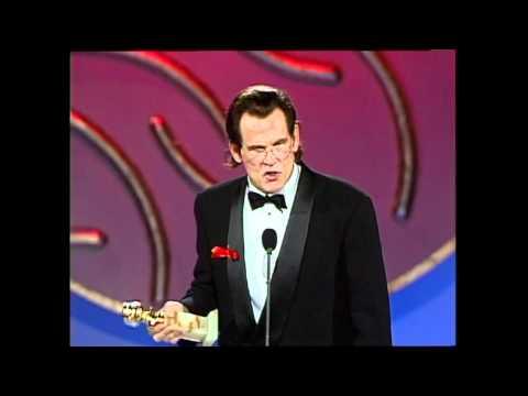 Nick Nolte wins Best Actor Golden Globes 1992