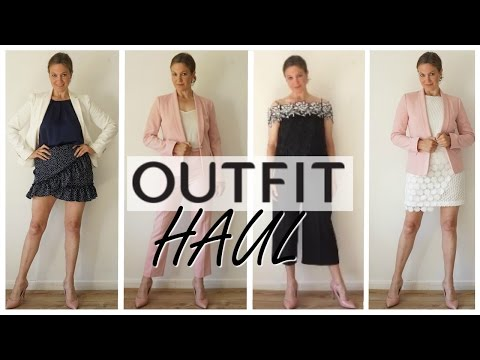 *TOPSHOP *DOROTHY PERKINS Try On HAUL - Fashion  Over 40 | Spring Lookbook 2017