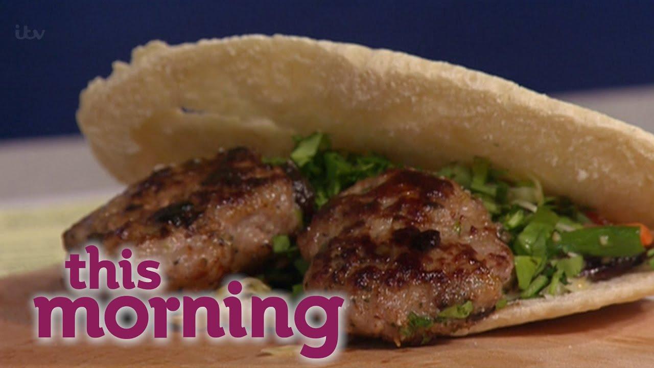 Phil Vickery's Tasty Sausage Recipe | This Morning - YouTube