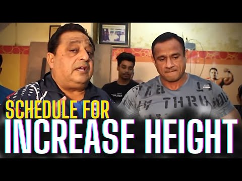 Stretching to Increase Height | How to Increase Height