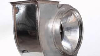 Вентилятор центробежный ВЦ 4-75 НЖ №5 0,55кВт
