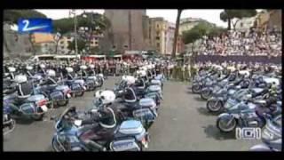 Festa della Repubblica - 2 Giugno 2010 Parata Militare - PARTE 11 di 14