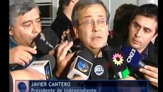 Confirman el horario del partido River Independiente - Telefe Noticias