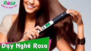 Duỗi tóc: Công dụng và chức năng của thuốc duỗi