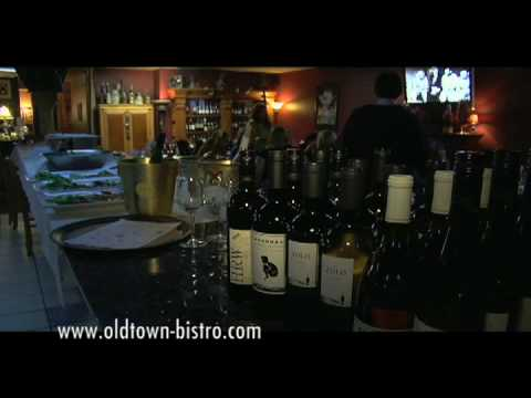 A Night at the Oldtown Bistro