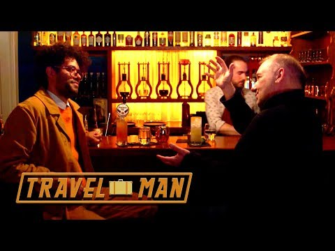 (EXCLUSIVE) Richard Ayoade and Bob Mortimer's Lapsang Suitcase   Travel Man: 48hrs in...Hamburg