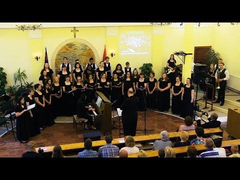 Judson University Choir Koncertje