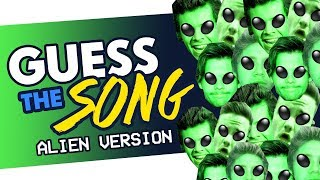 👽 Guess the ONE DIRECTION song in 1 SECOND (ALIEN ver) 👽