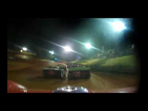Trevor Parker Wreck @ Tri County Racetrack
