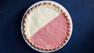 Two-Tone Ginger Custard Pie | NYT Cooking