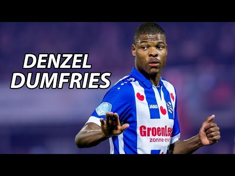 Denzel Dumfries | Defending Skills, Goals, & Assists |