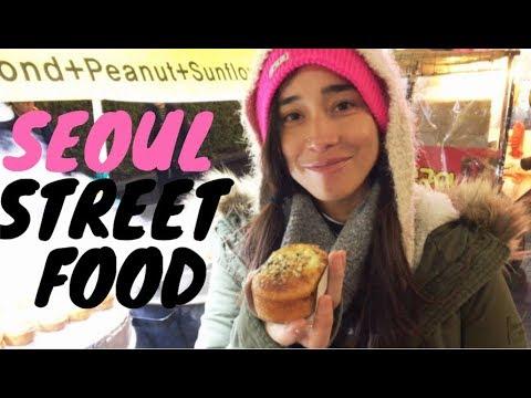STREET FOODS of Seoul, South Korea