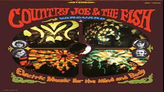 C̤o̤ṳn̤t̤r̤y̤ ̤J̤o̤e̤ & The Fish  - ̤E̤l̤e̤c̤t̤r̤i̤c̤ Music... Full Album HQ 1967