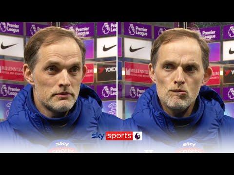 """I take full responsibilty""   Thomas Tuchel reacts to Arsenal loss & race for top 4"