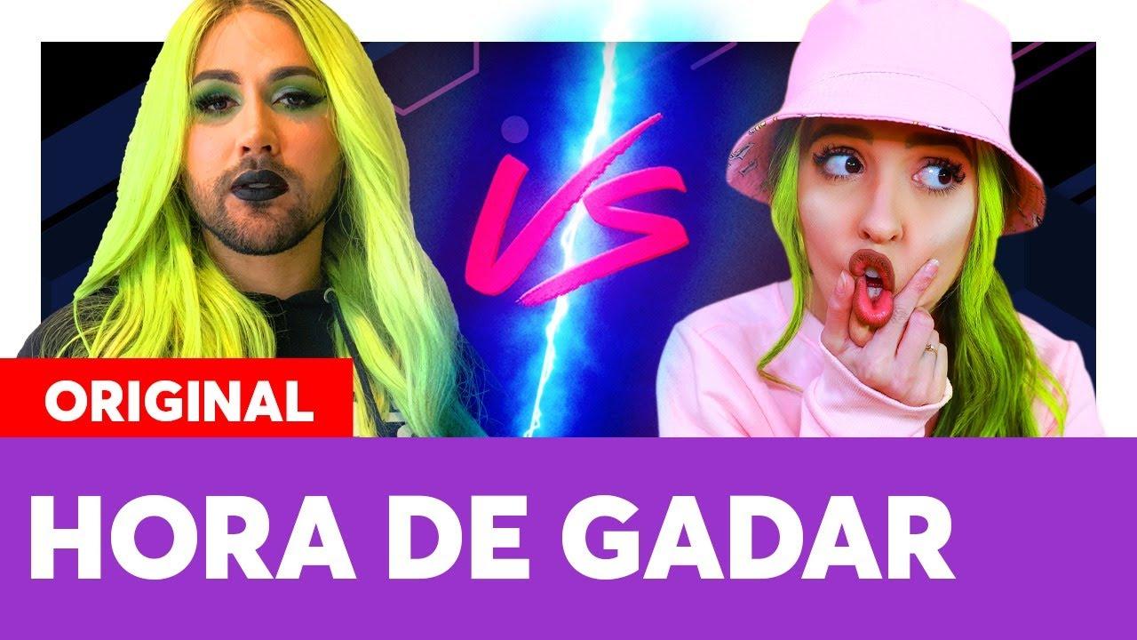 Funbabe REVELA se é PEGADORA como a Cristal do GTA 😍 | Joystick da Samira | Humor Multishow