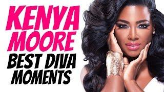 Kenya Moore - Best Diva Moments