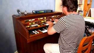 Organ Pleasure Part 2 (Yamaha Electone C-605)