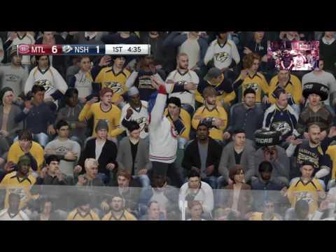 NHL 16 Mtl vs Nsh Game 6? Wholesale!!!