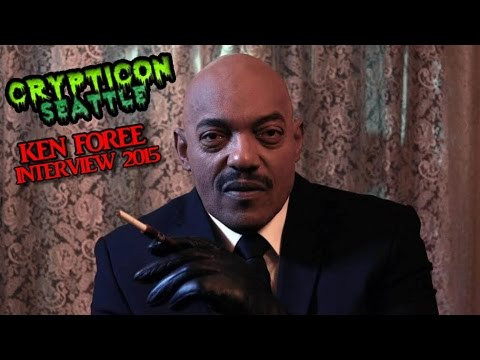 KEN FOREE TALKS ABOUT ROB ZOMBIE, HALLOWEEN, WORKING IN EUROPE