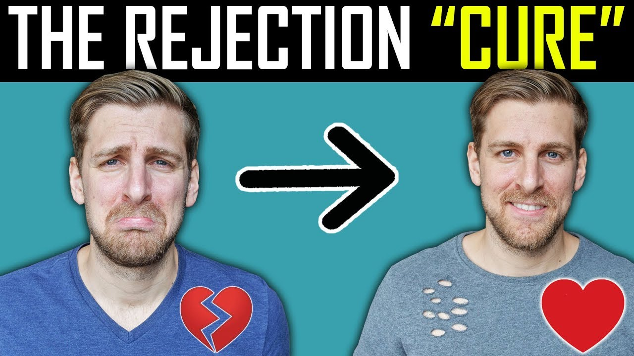 "What to Do When a Girl Rejects You | Instant Rejection ""Cure"""