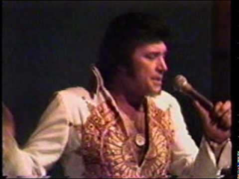 Bobby Greer Elvis Elvis Elvis Show 1986 Part 2