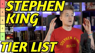 STEPHEN KING - Tier List
