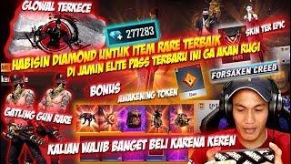 Download lagu BORONG ELITE PASS DRAGON TER KECE DAN GANTENG BANYAK BONUS ITEM RARE !!! NYESEL KALAU GAK BELI NIH !