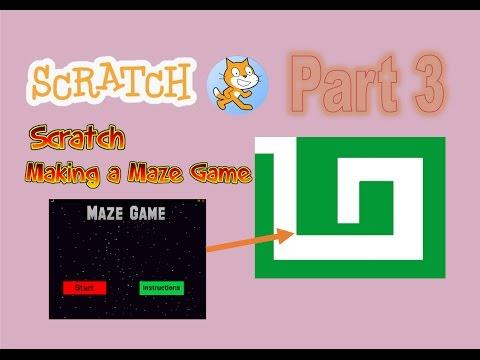 Download Scratch Tutorial Making A Maze Game Maze Background
