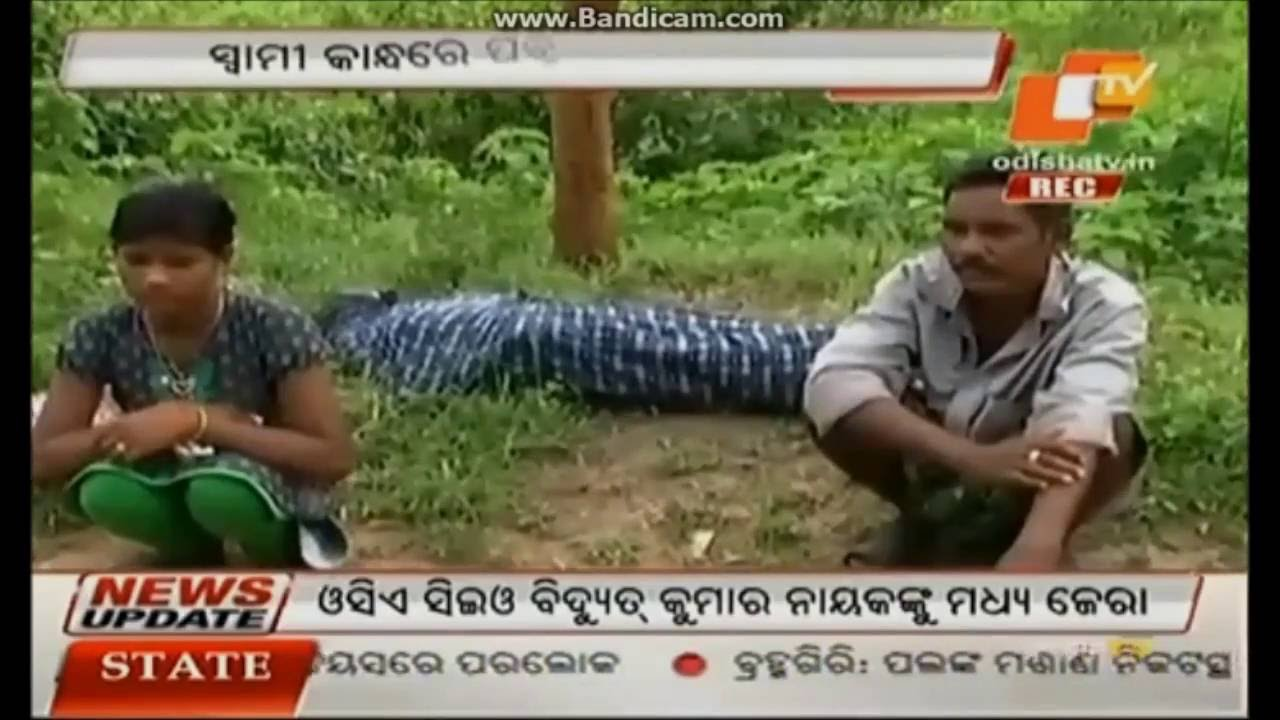 OTV News Oriya Live Today on Reporter Help to Odia People