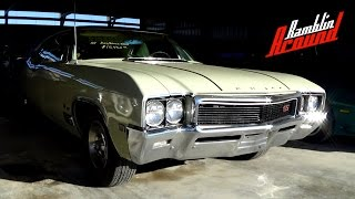 1968 Buick GS 350 V8 Four-Speed