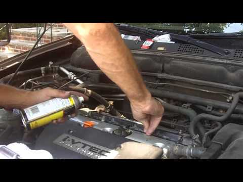 2002 honda odyssey spark plug replacement how to save money and do it yourself. Black Bedroom Furniture Sets. Home Design Ideas
