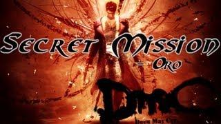 DmC Devil May Cry - All Secret Mission - Oro