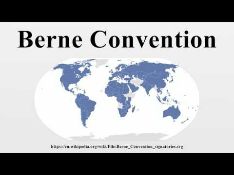 Berne Convention
