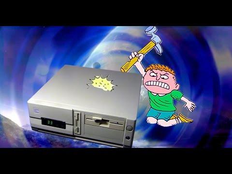 Rare Cambridge Micro Computers 486 33DX Repair Part 1 :o)