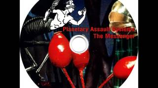 Planetary Assault Systems ‎– The Messenger - Kray Squid