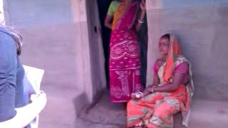 IIT Kharagpur student,Rishita Das interviewing some village ladies in bengali.3gp