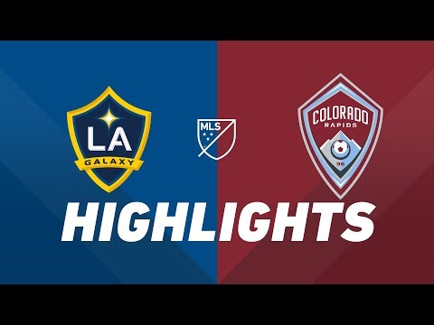 LA Galaxy vs. Colorado Rapids | HIGHLIGHTS - May 19, 2019