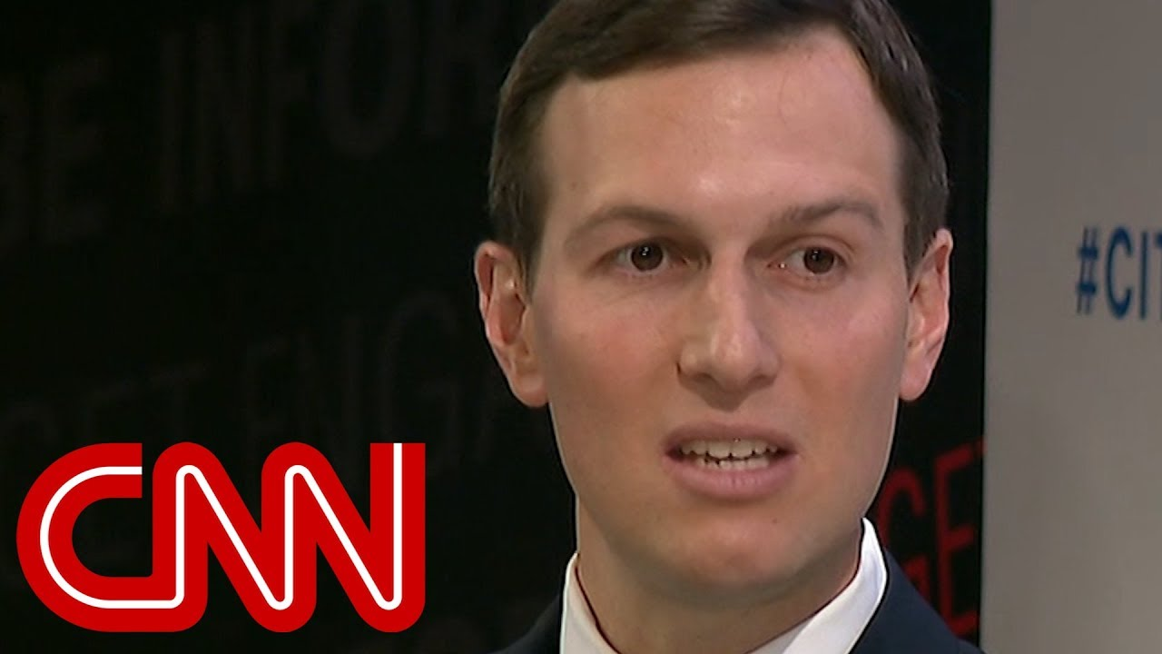 Jared Kushner on Trump, Mideast policy (Full interview)