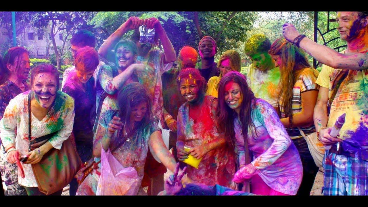 Happy Holi 2017 Celebration