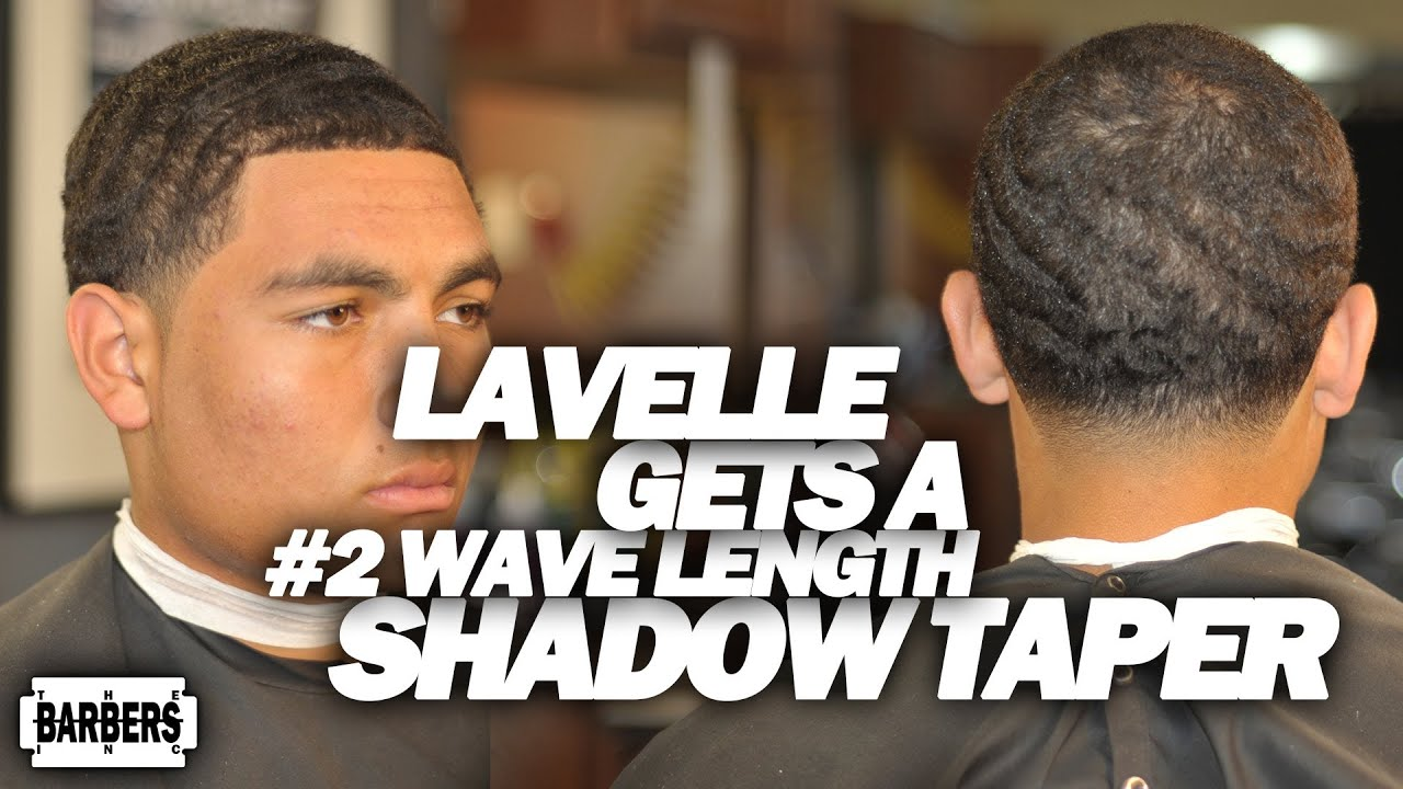 How To Shadow Taper 2 On Top Wave Length Taper Fade Hair Cut