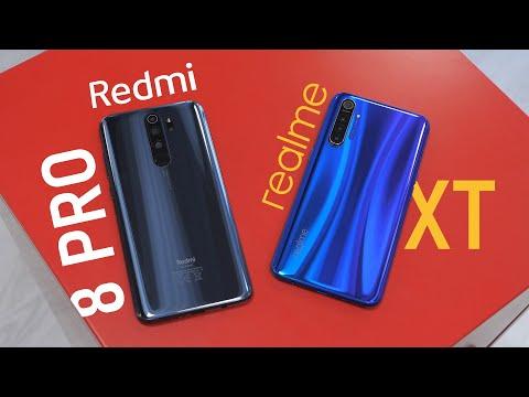 Больше не топ за свои деньги. Xiaomi Redmi Note 8 Pro против Realme XT / ОБЗОР / СРАВНЕНИЕ