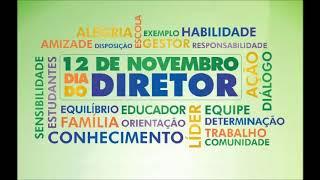 Homenagem Dia do Diretor Escolar