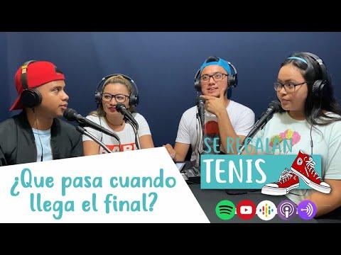 ¿Qué pasa cuando llega el final? – Se regalan tenis – Podcast Católico