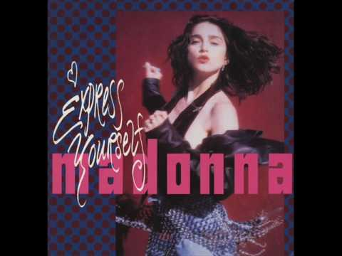 Madonna - Express Yourself (Information Society Version)
