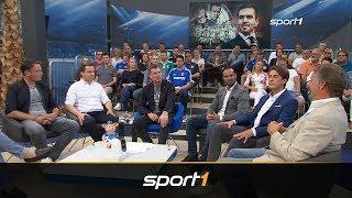 Hitzige Debatte! Philipp Lahm spaltet Doppelpass-Runde | SPORT1 - CHECK24 DOPPELPASS