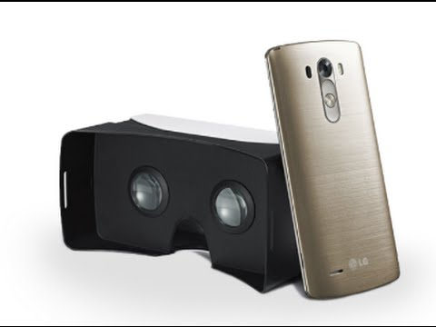 (GIVEAWAY!) LG VR For G3 Unboxing and Review Virtual Reality! (CLOSED)