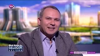Birol Güven ile Gelecek Geliyor - Murat Şahin - Geleceğin Çalışan İnsanları - 25 12 2018