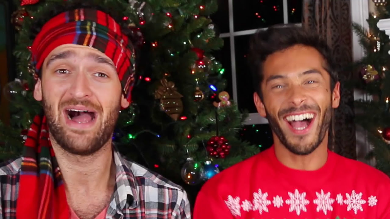 how to get into the christmas spirit lorenzo and pedro