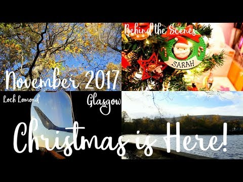 CHRISTMAS IS HERE!  | November 2017
