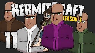 HermitCraft 5 - #11 | Infinite STUPIDITY!! (Idiots...) [Minecraft 1.12]